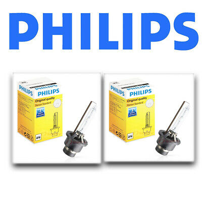 $104.78 • Buy 2x Philips D2S HID Xenon 200%+ Light Upgrade For BMW 85122 Headlight Bulb Lamp