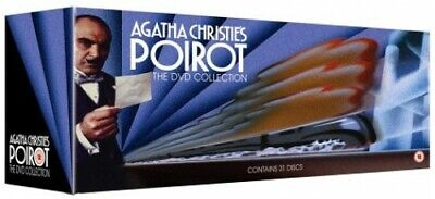 Agatha Christie's Poirot: The Complete Collection (Box Set) [DVD]... - DVD  87VG • 167.35£