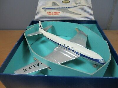 DINKY TOYS MODEL No.999  DH COMET   B.O.A.C.  AIRLINER   VN MIB • 185£