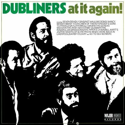 The Dubliners - At It Again! - The Dubliners CD 9WVG The Cheap Fast Free Post • 20.99£