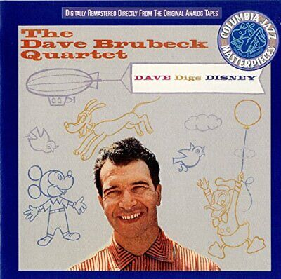 £3.49 • Buy Dave Brubeck - Dave Digs Disney - Dave Brubeck CD 7JVG The Cheap Fast Free Post