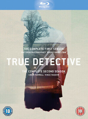 True Detective: The Complete First And Second Season Blu-ray (2016) Matthew • 16.09£