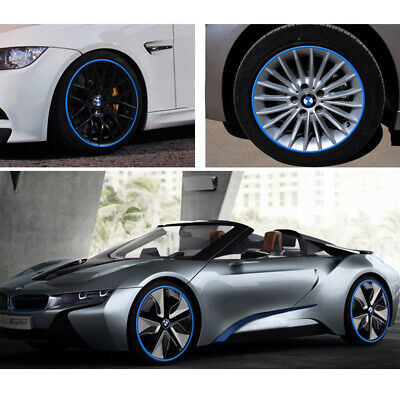 $2.89 • Buy Fashion Car Accessories Car Tire Blue Red Trim Strips Motorcycle Tyre Decoration