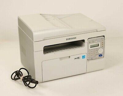 £134 • Buy Samsung SCX-3405FW All-In-One Laser Printer FULLY TESTED Page Count 2944