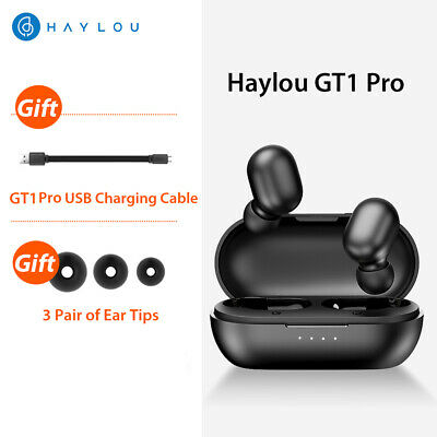 $26.99 • Buy Bluetooth 5.0 TWS Earphones Xiaomi Haylou GT1 Pro Redmi AirDots Headphones C5M0