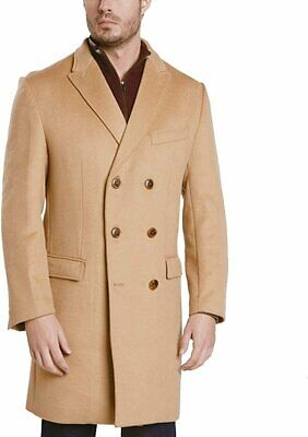 $179.99 • Buy Adam Baker Men's Double Breasted Wool/Cashmere Topcoat - Colors