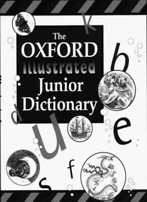 The Oxford Illustrated Junior Dictionary By Rosemary Sansome, D .9780199103744 • 2.50£