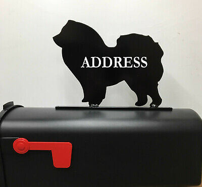 $24.95 • Buy Chow Chow Mailbox Topper Mb21