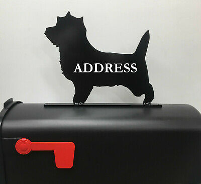 $24.95 • Buy Carin Terrier Mailbox Topper Mb23