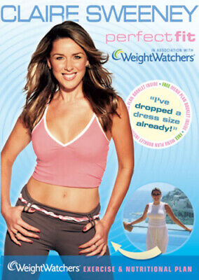Claire Sweeney: Perfect Fit With WeightWatchers DVD (2007) Claire Sweeney Cert • 1.70£