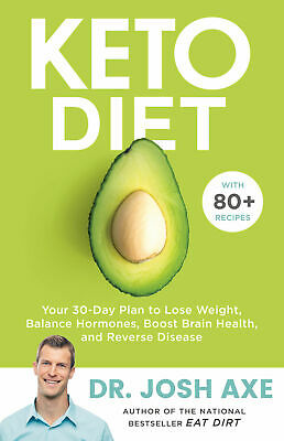 Keto Diet: Your 30 Day Plan To Lose Weight By Dr. Josh   (English Digital Book)  • 2$