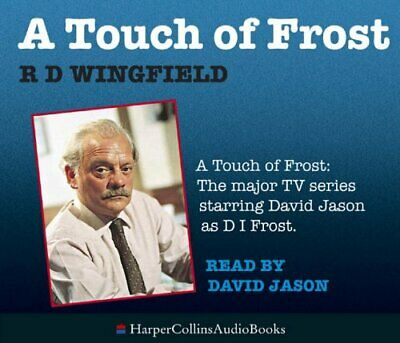 A Touch Of Frost By Wingfield, R. D. CD-Audio Book The Cheap Fast Free Post • 8.49£