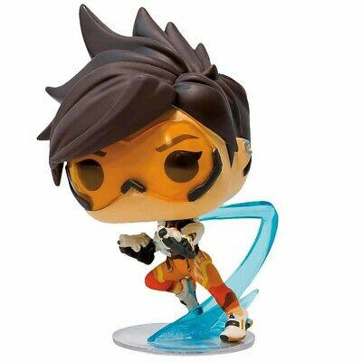 AU20 • Buy Overwatch - Tracer With Guns Pop! Vinyl Figure - Loot - BRAND NEW