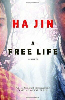 A Free Life By Jin, Ha Book The Cheap Fast Free Post • 23.99£