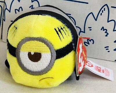$ CDN14.88 • Buy New Ty Teeny Tys Minion Mel Prison Plush Stackable Despicable Me 3 Doll Toy NWT