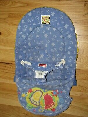 £18.18 • Buy Fisher Price Vintage Kick & And Play Replacement Fabric Seat Cover Only Used