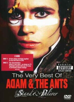 £17.85 • Buy Adam And The Ants: The Very Best Of/Stand And Deliver DVD (2006) Adam And The