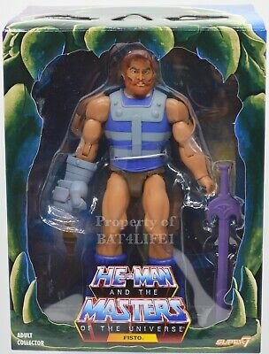 $69.95 • Buy Masters Of The Universe Filmation 2.0 SUPER 7 FISTO NEW!!