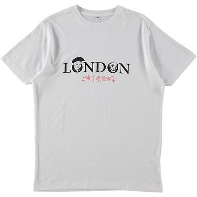 Boy's Own Productions London, Love It Or Leave It Tee White • 37.98£