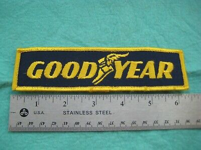 Vintage Goodyear Racing Tires Patch • 9.99$