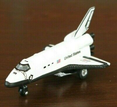 Toy Space Shuttle Pull Back Action - 5 L New • 3.61£