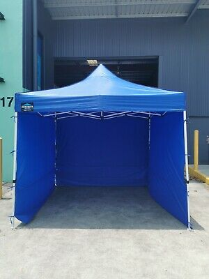 AU99 • Buy 3x3m Gazebo Outdoor Pop Up Tent Folding Marquee Party Canopy With Three Walls