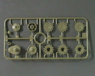 $7.99 • Buy Asuka 1/35 Scale US M32B1 Recovery Vehicle Parts Tree A From Kit No. 35-026
