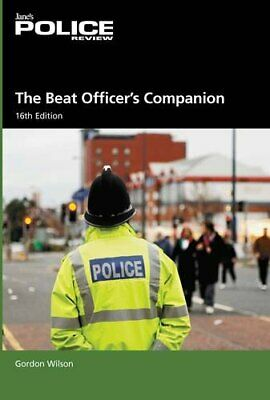 Beat Officer's Companion 2010/2011 Paperback Book The Cheap Fast Free Post • 24.99£