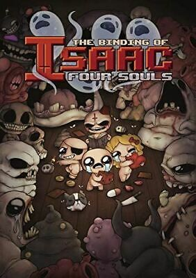 AU68.18 • Buy The Binding Of Isaac Four Souls Card Game