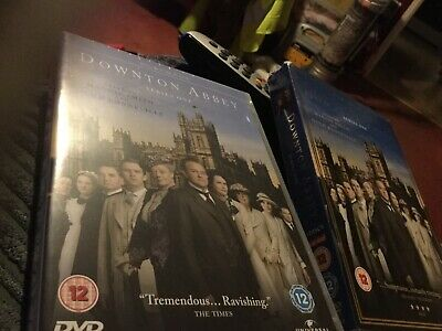 Downtown Abbey Series One DVD New And Sealed, Unwanted • 5.99£