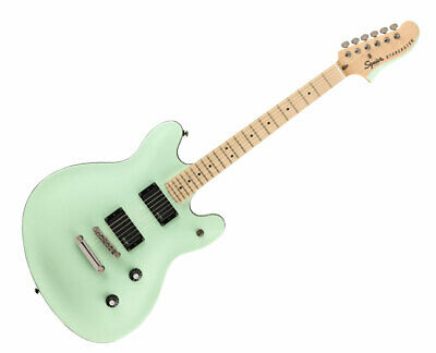 $399.99 • Buy Squier Contemporary Active Starcaster - Surf Pearl W/ Maple Fingerboard