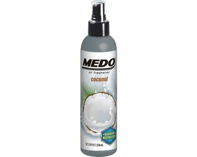 Medo Pump Spray COCONUT Air Freshener 236ml • 4.99£