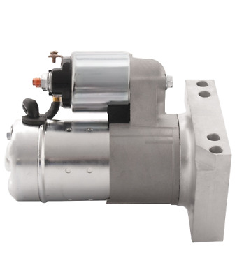 AU149 • Buy Starter Motor For Chev V8 Small & Big Block 153 & 168 Tooth Flywheels 327 350