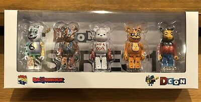 $119.95 • Buy BEARBRICK DesignerCon ARTIST SERIES ONE 5pc Set **In Hand**