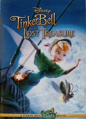 £3.49 • Buy Tinker Bell And The Lost Treasure - DVD  YYVG The Cheap Fast Free Post