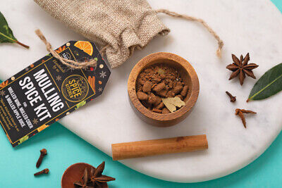 £2.99 • Buy Mulled Wine And Mulled Cider Spice Kits | Great Taste Award Winner