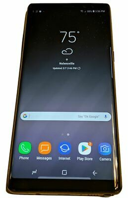 $ CDN442.24 • Buy Samsung Galaxy Note8 For Total Wireless (Verizon Towers) 64GB - Refurbished