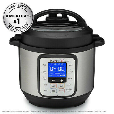 $130 • Buy Instant Pot® Duo™ Nova™ 3-Quart 7-in-1, One-Touch Multi-Use Programmable Pressur