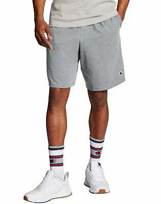 $15 • Buy Champion Men's Shorts Pockets Authentic Cotton 9-Inch Gym Workout Warm Jersey