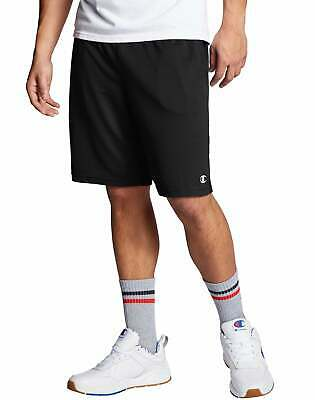 $15 • Buy Champion Pants Shorts Men's Cross Training Gym Workout Double Dry Light Weight