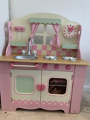 £65 • Buy Early Learning Centre Wooden Cottage Kitchen
