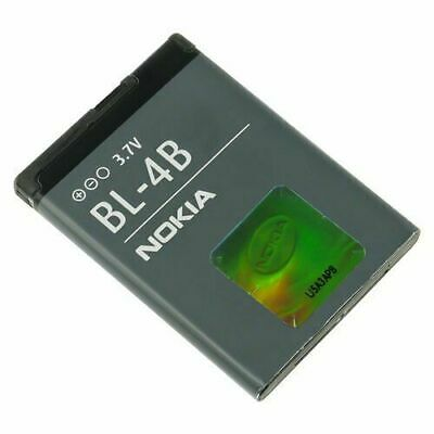 Genuine Nokia BL-4B Battery For 2630 2660 2760 5000 6111 6101 6131 7370 7373 N76 • 4.49£