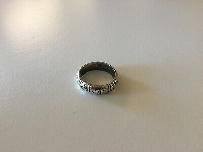 Brighton Band Ring Silver Size 8 • 21.99$
