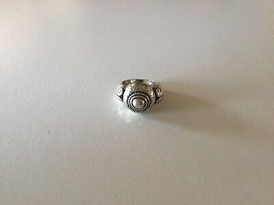 Brighton Ring Sterling Silver Size 5 • 19.49$