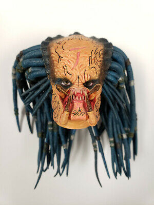 $ CDN72.77 • Buy 2006 Hot Toys Alien Vs Predator 1/6 HEAD ONLY No Neck AVP Elder Predator MMS16