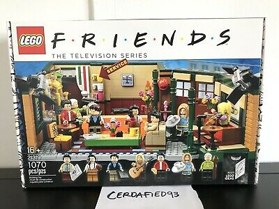 $68.88 • Buy Lego Ideas 21319 Friends Tv Series Central Perk Limited Edition In Hand