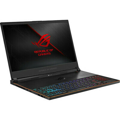 "View Details RB Asus ROG Zephyrus 15.6"" Gaming Laptop Intel I7-8750H 16GB 512GB SSD GTX 1060  • 969.99$"