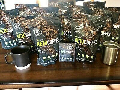 $39.93 • Buy It Works! KetoCoffee Keto Coffee 15 Packet Bundle - New! Carb Management