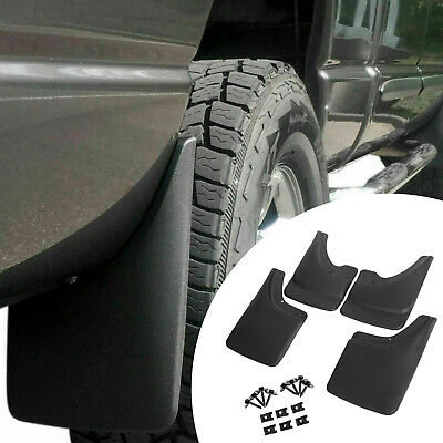 $35.80 • Buy Mud Guards Flaps For Dodge 02-08 Ram 1500 03-09 1500 2500 3500 W/O Fender Flares
