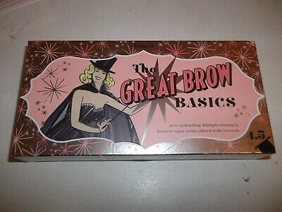 Benefit The Great Brow Basics Kit Shade 3 Or 4  • 31.95£